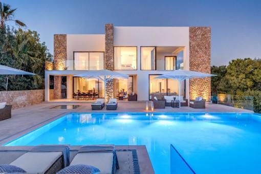 Villa in Bendinat