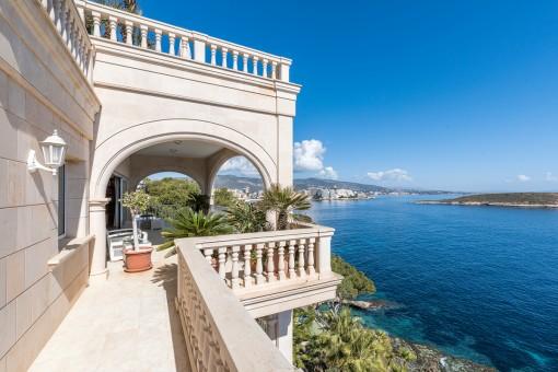 Huis in Cala Vinyas te koop