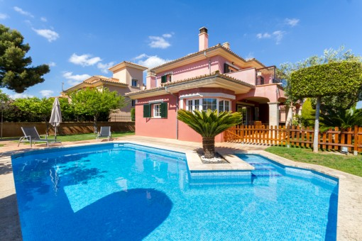 Villa in Puig de Ros