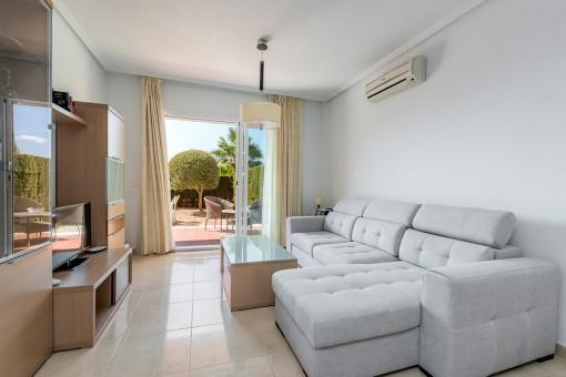 Commerciëel in Cales de Mallorca