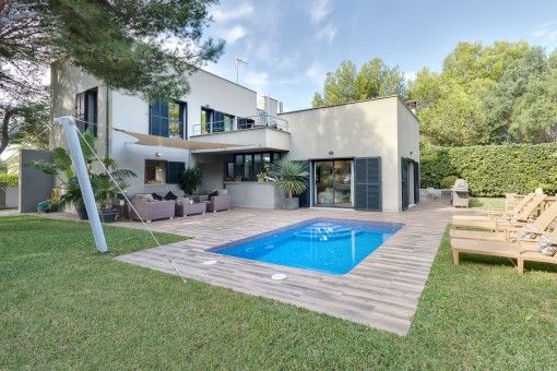 Villa in Vallgornera