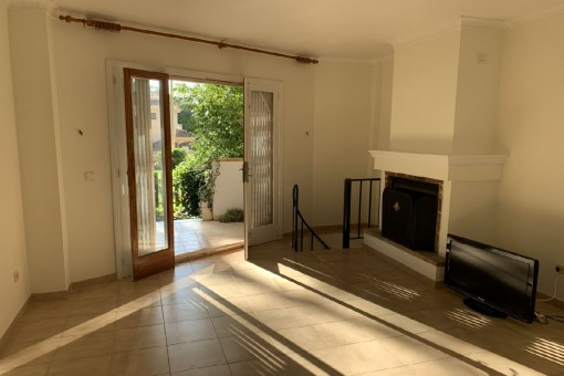 Apartment with much potential in a privileged area in Santa Ponsa