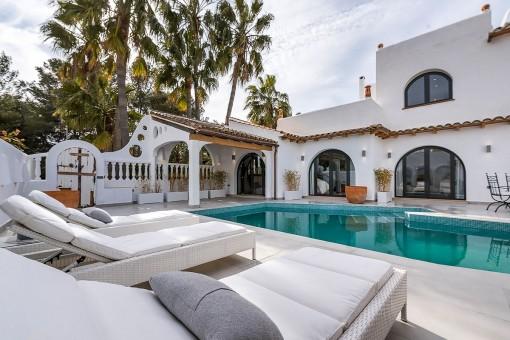 Villa in Sol de Mallorca