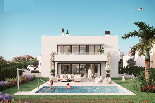 Huis in Sa Rapita
