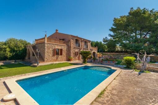 Huis in Villafranca de Bonany