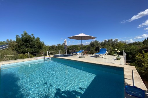 Romantic finca in Llucmajor with a touristic rental licence