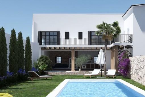 Huis in Campos