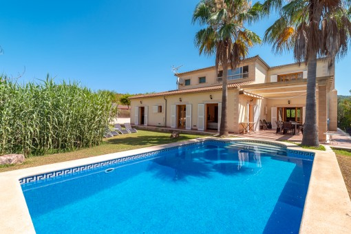 Villa in Crestatx